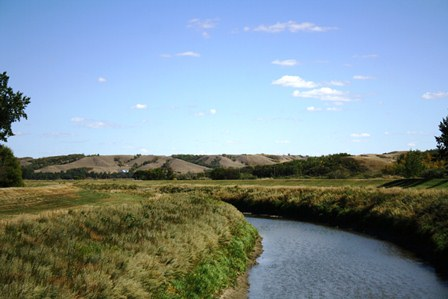 Qu'Appelle Valley River