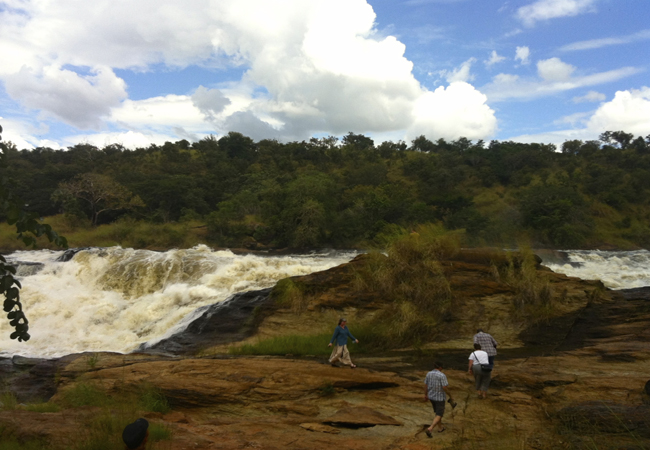 Murchison Falls header