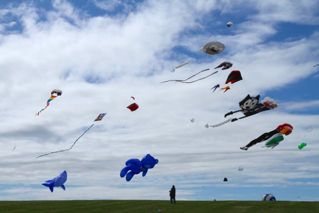 Windscape KIte Fesitival, Swift Current