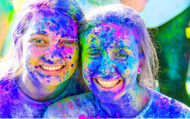 Color Vibe - Regina 5k Run