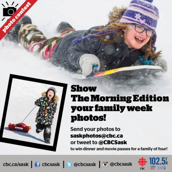 CBC Family Day contest