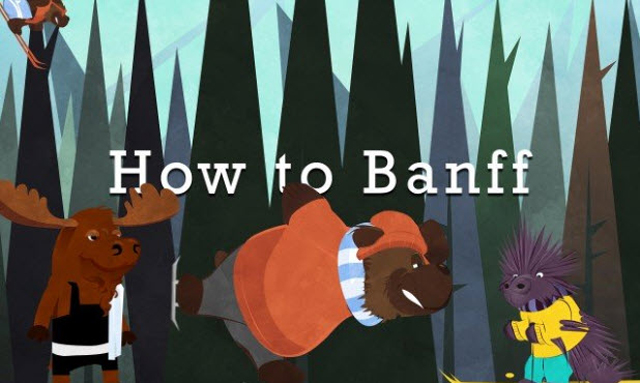 How to Banff