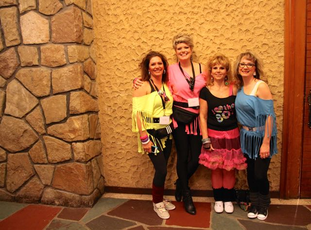 Ladies of the 80s Jasper
