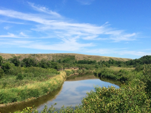 Wascana Creek at Wascana Trails 3