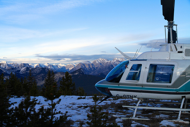 Rockies Heli Adventure