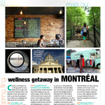 Montreal wellness getaway Jenn Smith Nelson