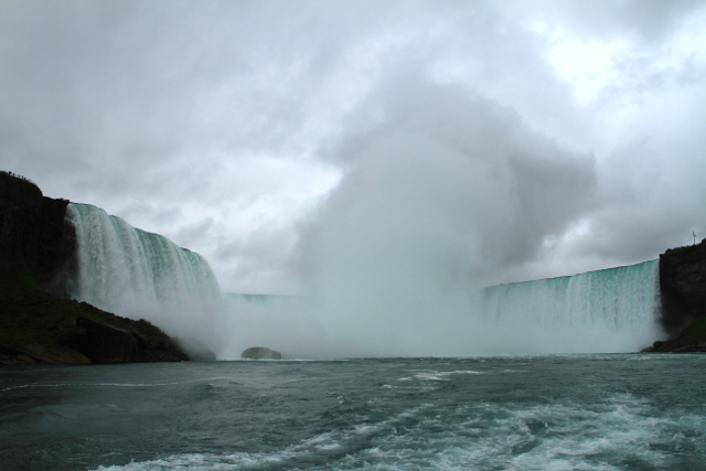 The Canadian Horseshoe Falls, Niagara Falls, Canada Jenn Smith Nelson
