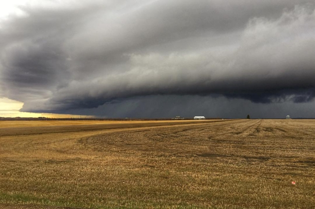 Saskatchewan storm Jenn Smith Nelson