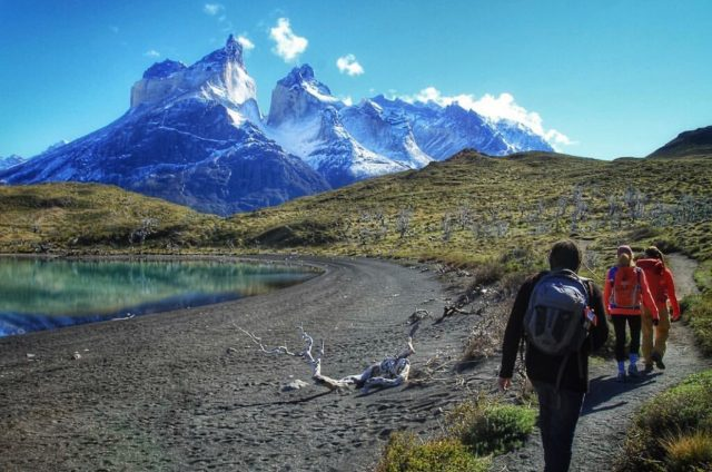 Hiking to Los Cuernos, Patagonia, Chile, Jenn Smith Nelson
