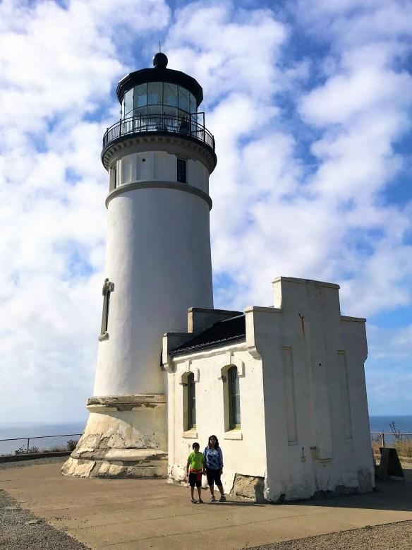 North Head Light House, IIwaco, Washington State International Kite Festival, Long Beach , Washington , USA