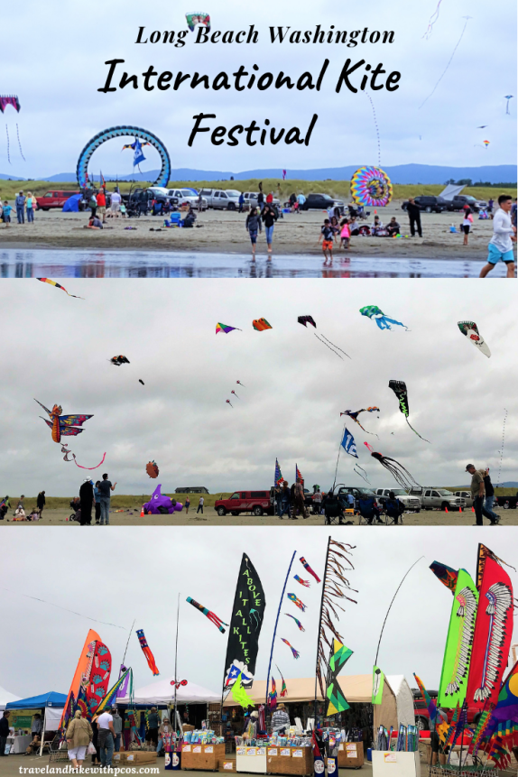 International Kite Festival Long Beach Washington USA