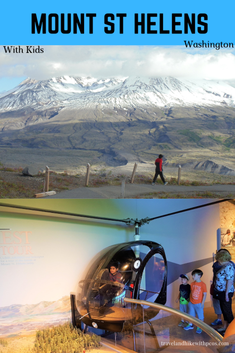 Mount St. Helens with Kids