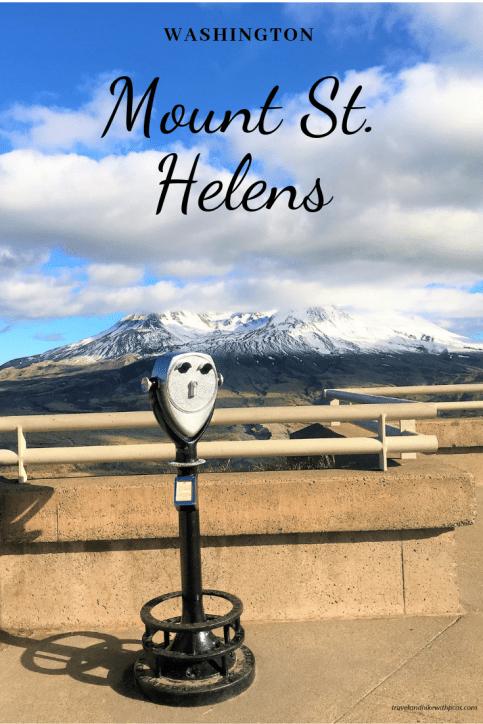 Mount St Helens