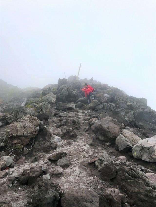 Boulder Field Mount St. Helens Summit Climb