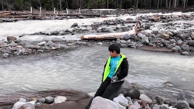 White River Mount Rainier National Park