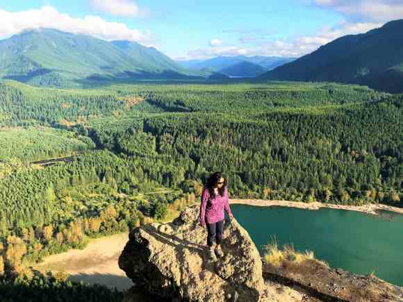 Rattlesnake Ledge trail -Best Hikes near Seattle