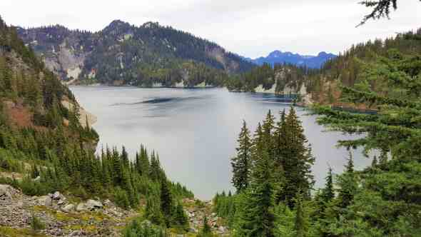 Snow Lake -Best Hikes near Seattle