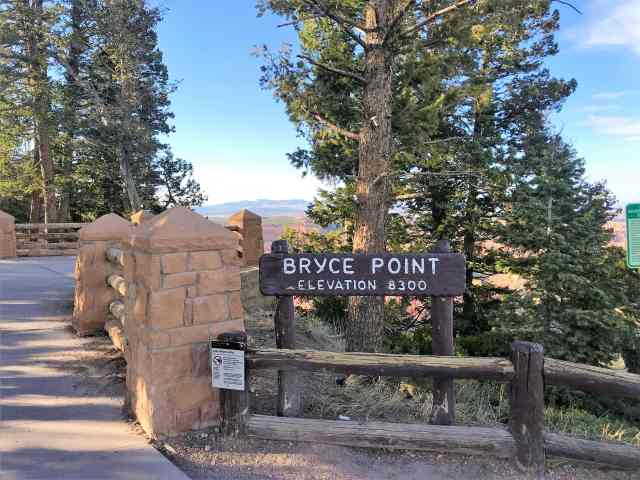 Bryce Point . Things To Do In Bryce Canyon National Park.