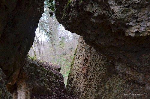 itinerario bunker Montello
