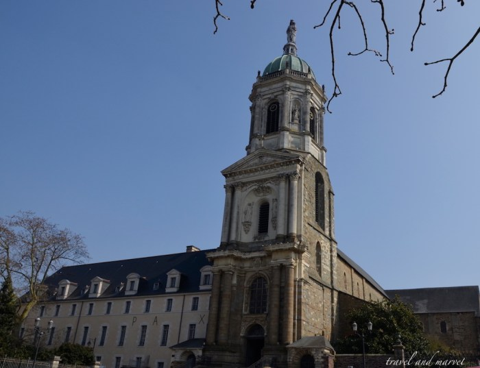 Saint Melaine-Rennes