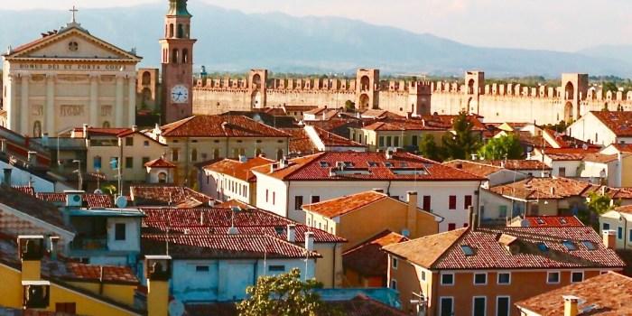Cittadella and  its ramparts: Instameet #Canonofbeauty