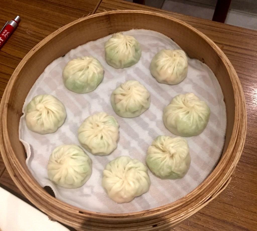 Din Tai Fung dumpling Taiwan