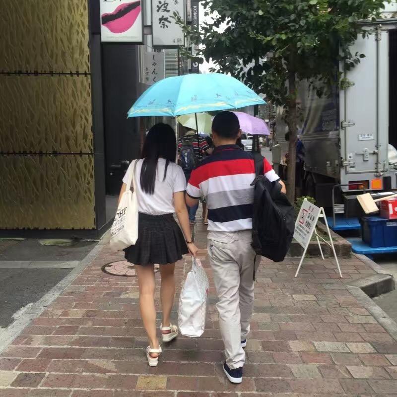 Cina ombrellino