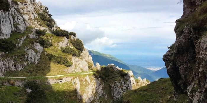 Strada delle 52 gallerie al Monte Pasubio