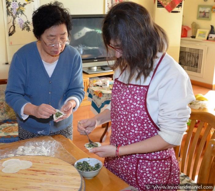 dumpling ricetta