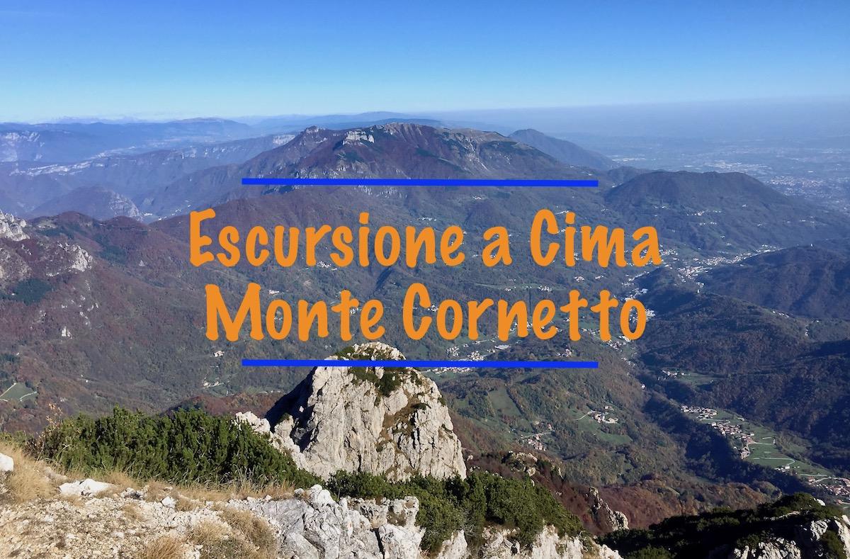 Monte Cornetto: escursione da Campogrosso