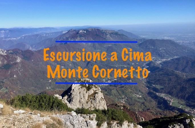 Da Campogrosso a Monte Cornetto