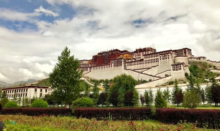 Potala Lhasa Tibet