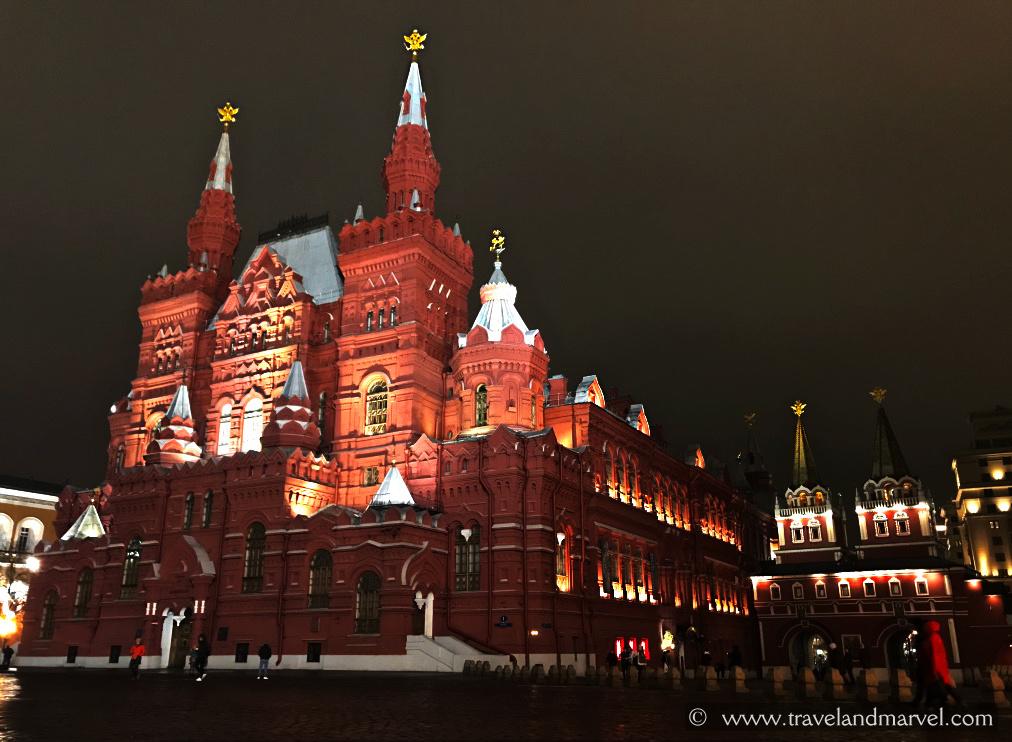 Cosa Vedere a Mosca: itinerario di tre giorni