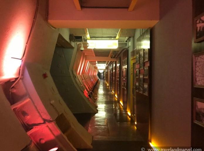 Bunker 42 Mosca