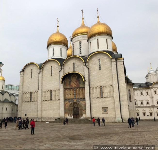Cremlino Cattedrali