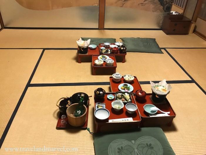Koyasan ryokan- viaggio in Giappone