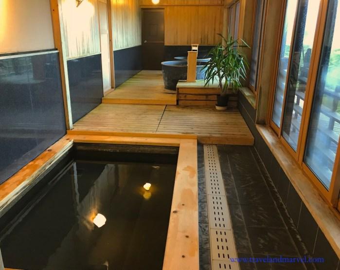 onsen ryokan Takayama