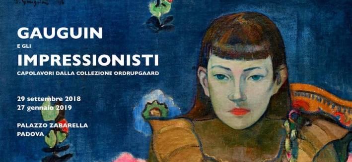 Gauguin e gli Impressionisti Palazzo Zabarella
