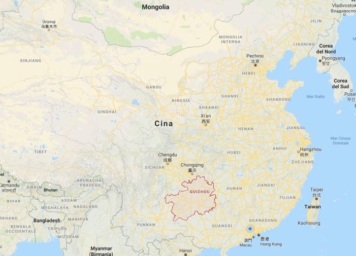 Guizhou Cina