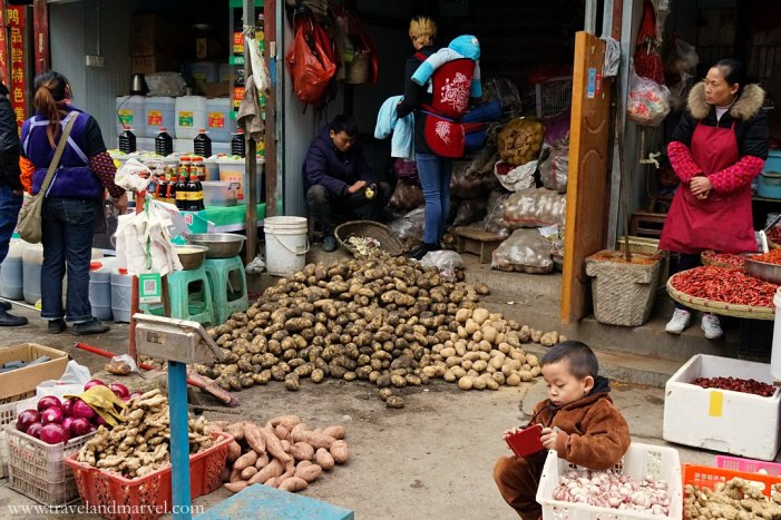 Guizhou viaggio in cina