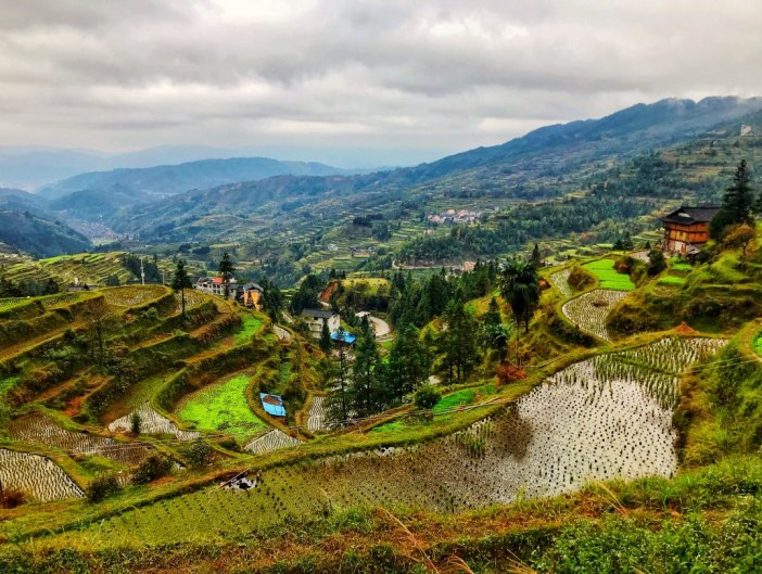 Villaggio Mao Guizhou