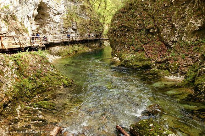Gola di Vintgar Slovenia