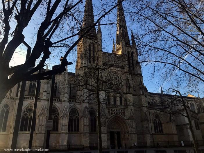 Bordeaux cattedrale