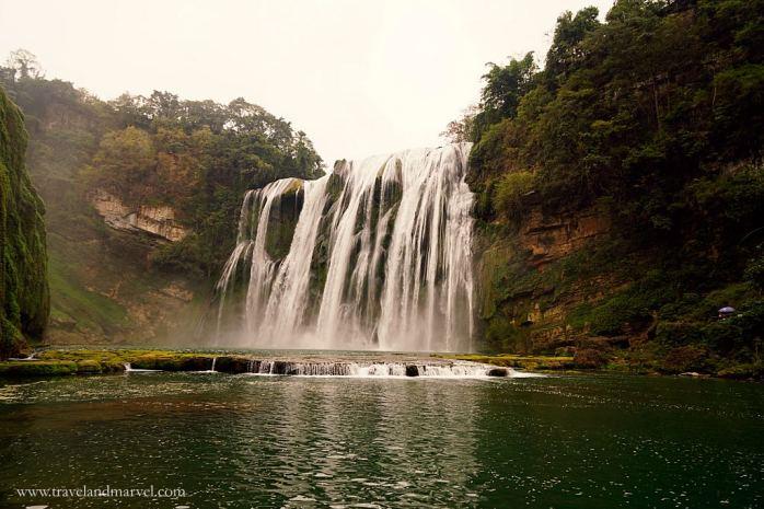 cose da vedere nel Guizhou: cascate