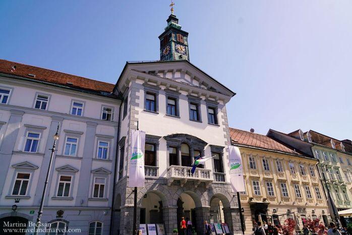 Municipio di Lubiana