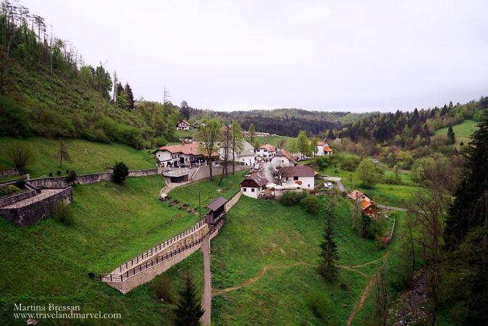 Castello Predjama Slovenia