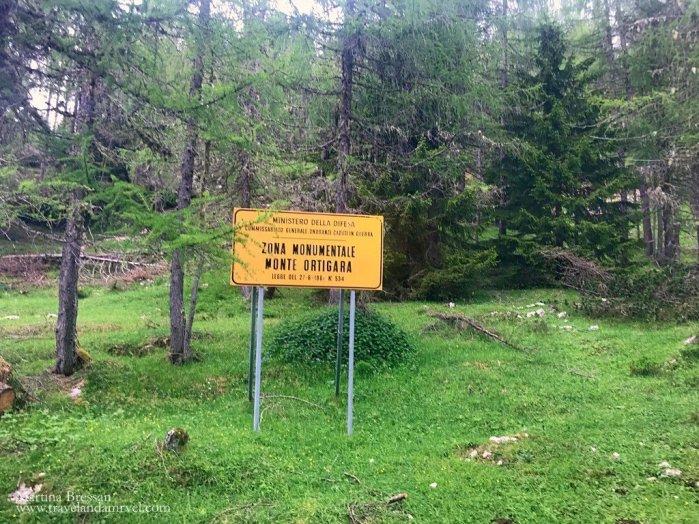 Zona-monumentale Monte Ortigara