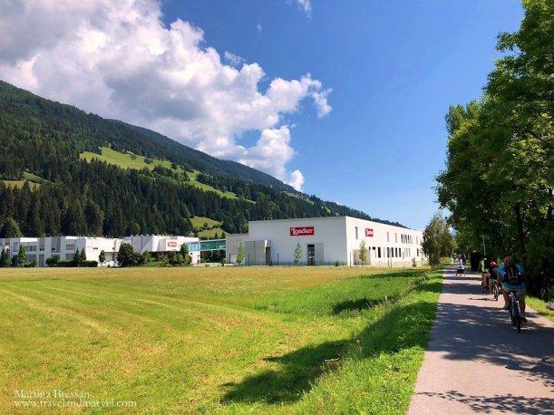 Loacker - pista ciclabile San Candido-Lienz
