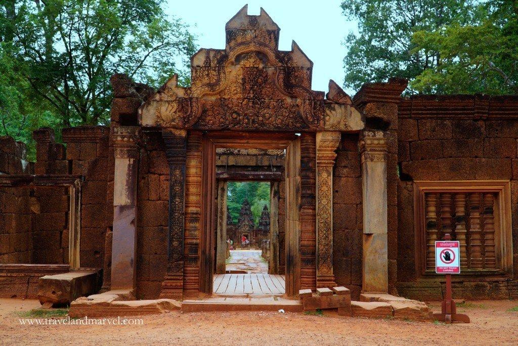 Angkor Wat viaggio in Cambogia