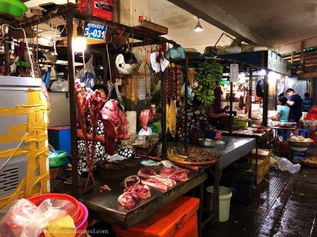 Mercato centrale Phnom Penh